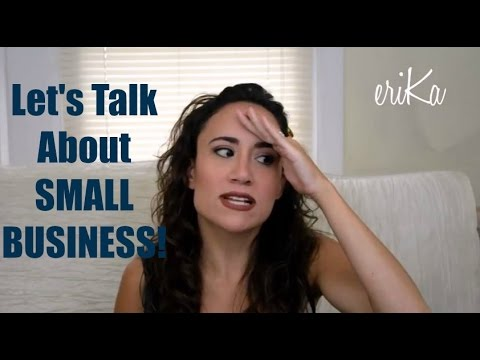 The Truth About Being Self Employed | Real Small Business Talk