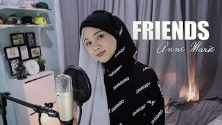 Marshmello & Anne-Marie - FRIENDS (Cover By Ayuenstar)