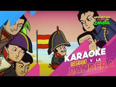 Zamba - Canciones - Belgrano Y La Bandera