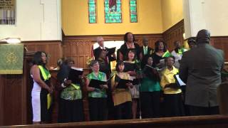 2015 Church Service   Psalm 150 by Noel Dexter; conducted by Roger Smith
