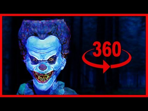 360 | Creepy Clown Challenge
