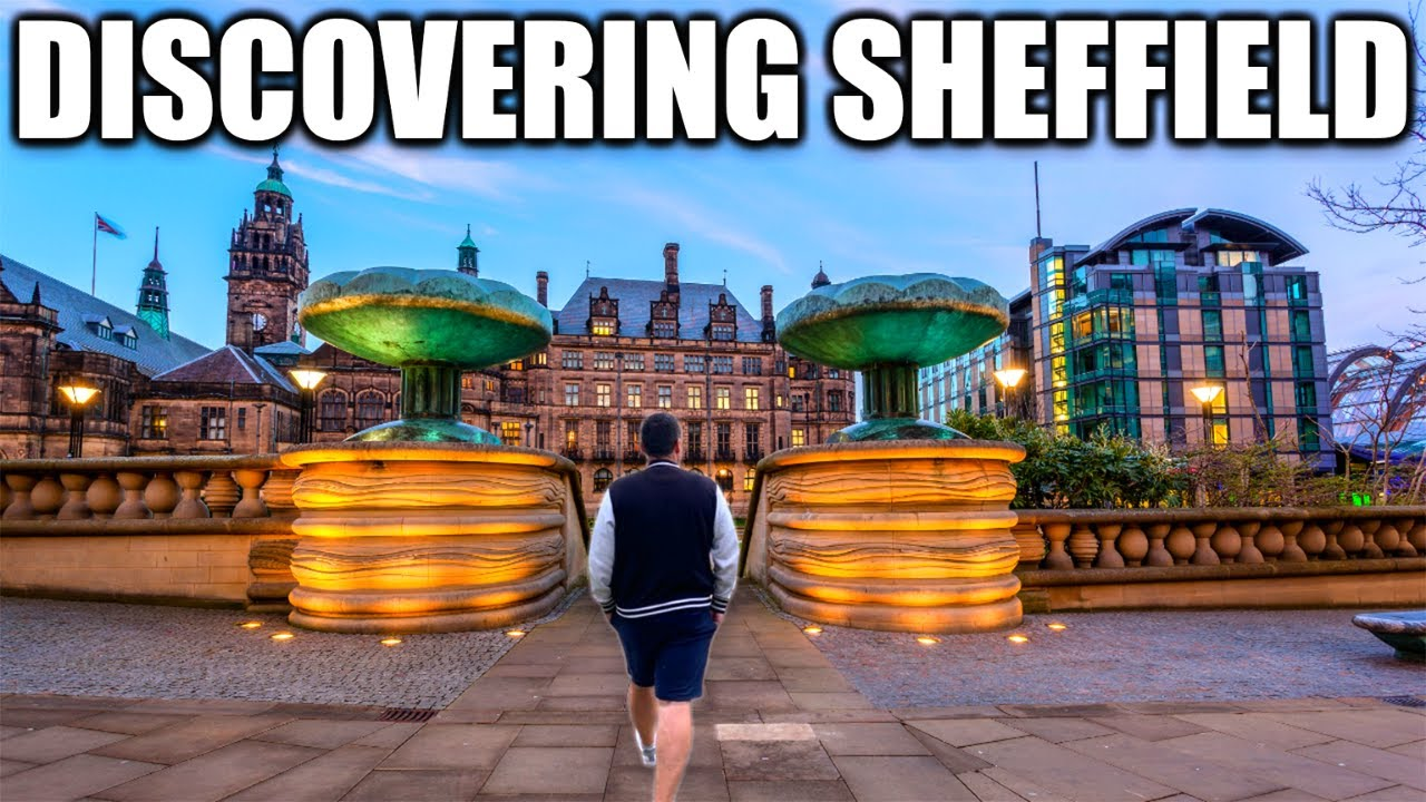 Download We Spent 1 Night In Sheffield & It Totally Surprised Us   UK City Vlog