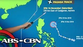 PAGASA gives updates on Tropical Storm Ramon