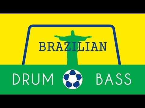 Brazilian Drum & Bass Mix N441