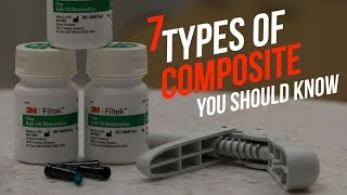 7 Types of Composite You Should Know