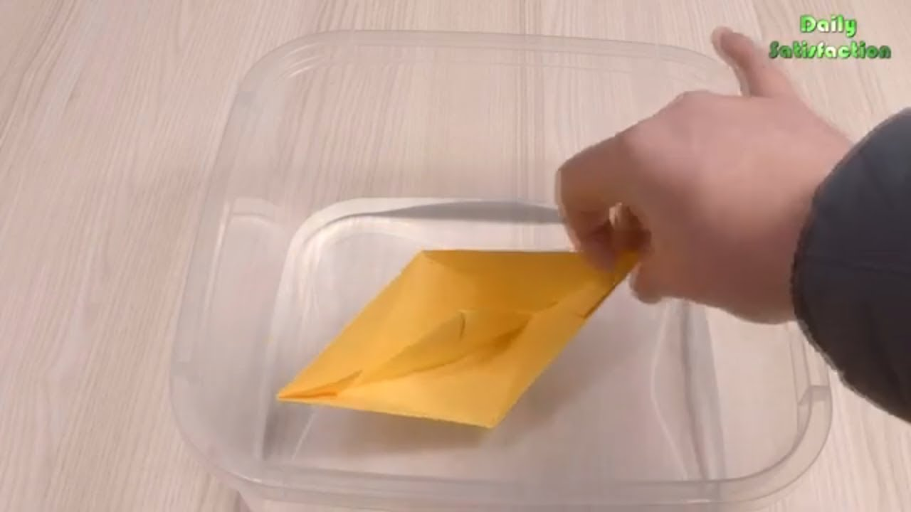 How to Make a Paper turtle and boat ORIGAMI turtle and boat