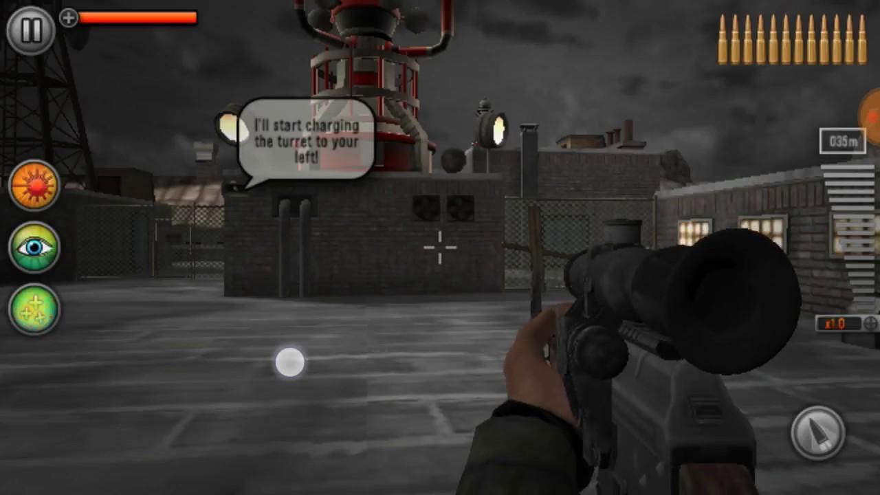 Last Hope Sniper Zombie War Act 3 Scene 30 Kill the Bodyguard
