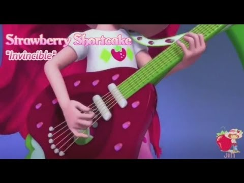Strawberry Shortcake - Invincible (Sing along)