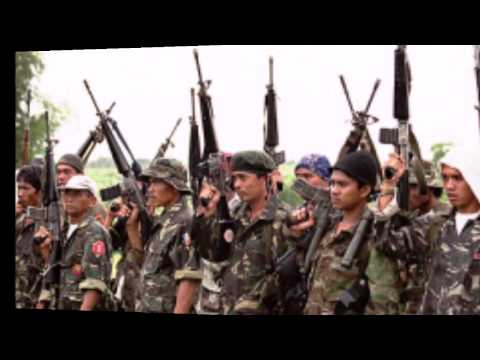 Moro Islamic liberation front video