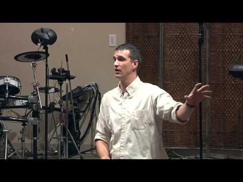 """Introducing Jesus"" John 1:1-12. Lincoln Crossroads Church. Sean Swihart"
