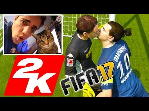 LA MUERTE DE FIFA 17 !!? EL JUEGO DE FÚTBOL DE 2K SPORTS para 2017 !!?