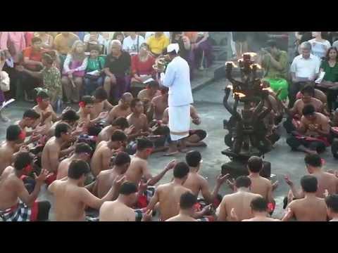 Kecak Dance at Uluwatu Temple (Bali - Indonesia)