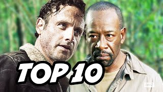 Walking Dead Season 6 Episode 1 - TOP 10 WTF Moments