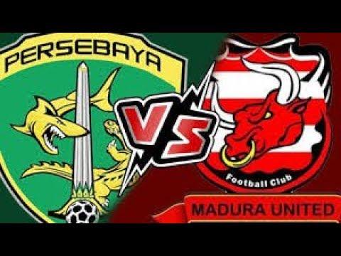 Live Persebaya Vs Madura United Indosiar Tv Youtube