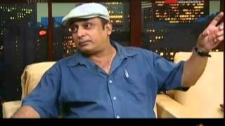 Piyush Mishra With Komla Nahta
