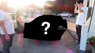 E-diot Picks Up A Drift Car Too!!!