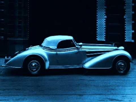 2003 Audi Nuvolari Quattro Concept Promotional Video Youtube