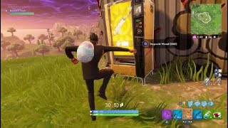 Fortnite 500 Wood For Golden Scar, Vending Machines