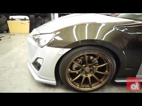 Auto Tuned : Seibon Carbon Fiber, Wide Fenders