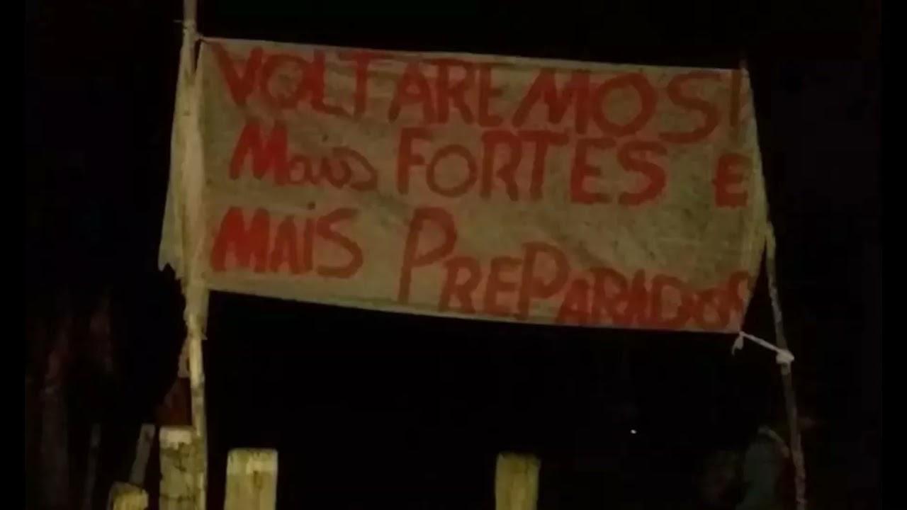 "BRAZIL - Song ""Santa Elina Belongs to the Peasants"""
