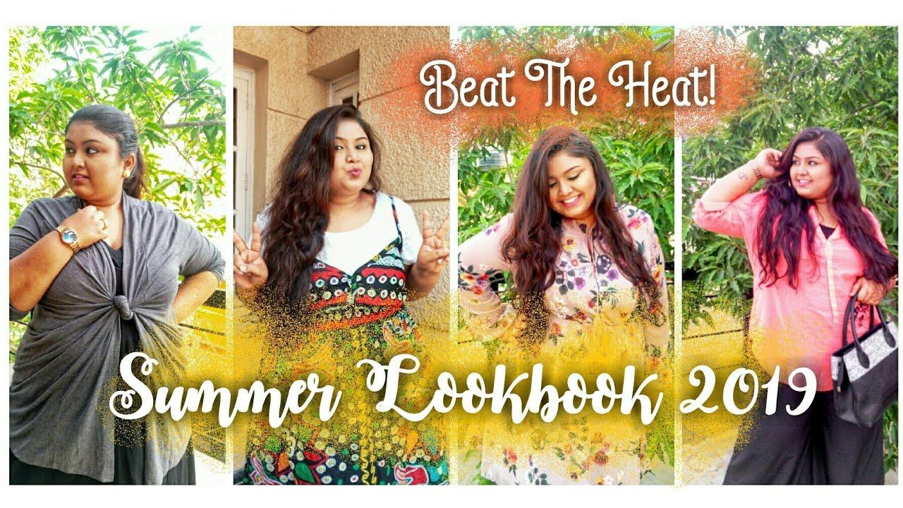 Best Ever Summer Outfit Ideas 2019    Summer Dress Lookbook, No Short Clothes    Beat The Heat