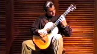 Paulo Martelli plays BACH - SUITE BWV1006 (Minuets I & II)