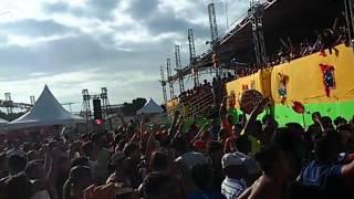 Forro Da pegação Carnaval de Macau 2015