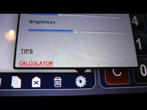 EZ Digits Calculator iPad app