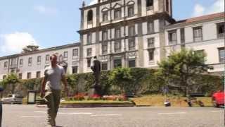Ben Fogle Adventure In The Azores - Unravel Travel TV