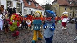 Karneval 2018 - Ossensamstag in Osnabrück