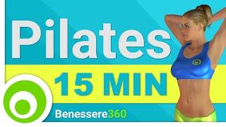 Pilates: 15 Minuti di Esercizi per un Corpo Tonico e Snello