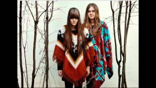 First Aid Kit - Frozen Lake (Soundtrack from Min så kallade pappa) - [Audio]