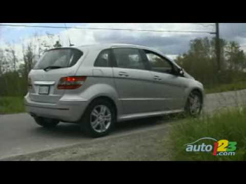 2007 Mercedes B200 Turbo Review by Auto123com  YouTube