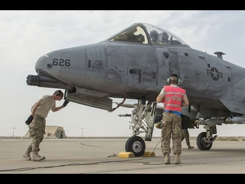 US Admits To Using Toxic Depleted Uranium In Syria