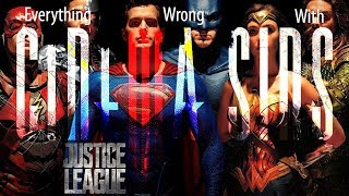 Everything Wrong With CinemaSins: Justice League in 20 Minutes or Less