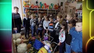 Урок у музеї іграшок. НВК «Школа-садок I-III ступенів N38 м. Львова»
