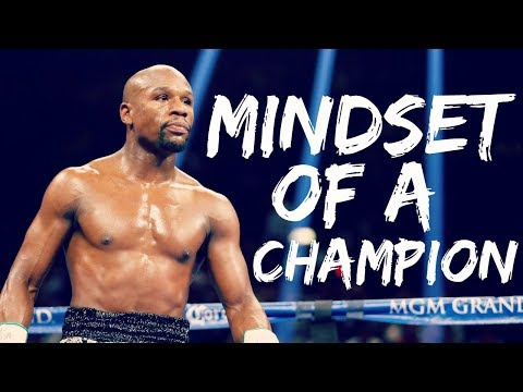 Floyd Mayweather - Mindset Of A Champion