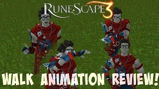 RuneScape: Walk Animation Review!