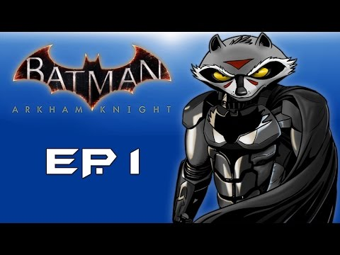 "Batman: Arkham Knight! ""Hunting Scarecrow!"" (Episode 1)"
