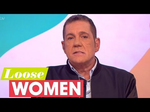 Dale Winton Opens Up About His Depression   Loose Women