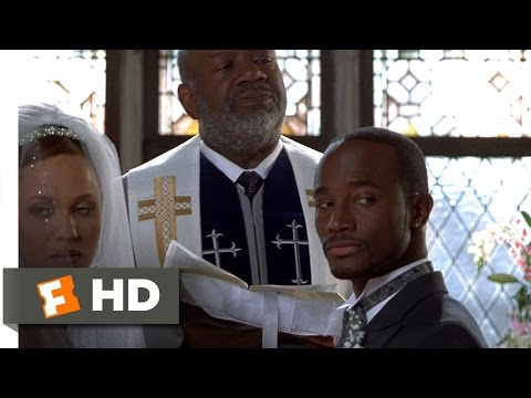 Brown Sugar (2/5) Movie CLIP - She's About to Marry Your Man! (2002) HD
