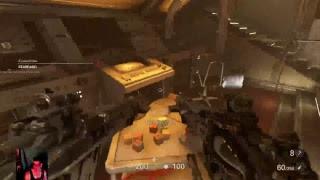 Wolfenstein 2 getting the ubercommando blacklist done pt3   stream