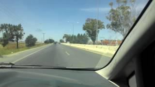 Driving in Cyprus - Καλημέρα FM (Lefkoşa - Magosa )