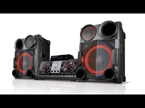 Улучшение звука колонок муз центр Sony CMT CPX1 Часть 3 - YouTube