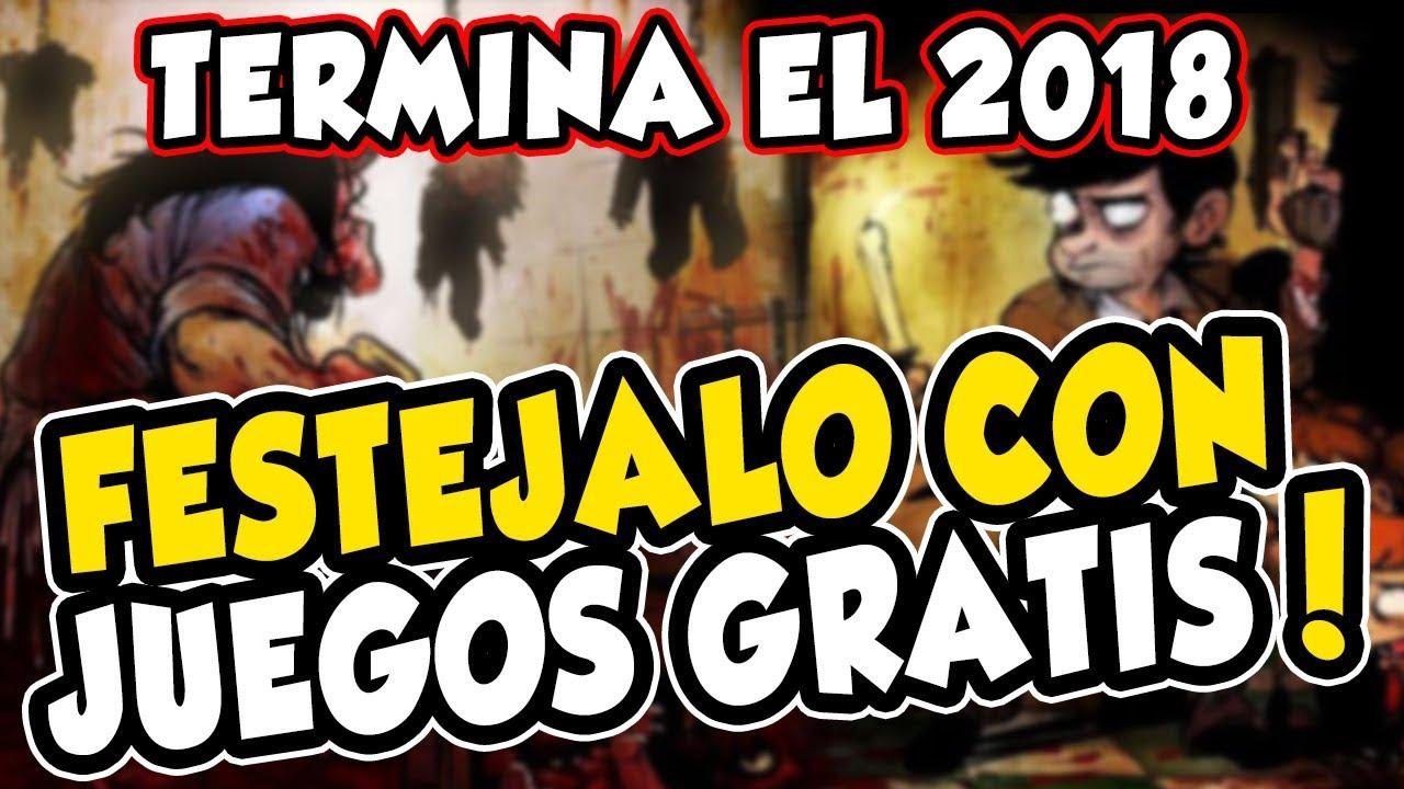 Festeja Con Juegos Gratis Pc Ps4 Psn Plus Youtube