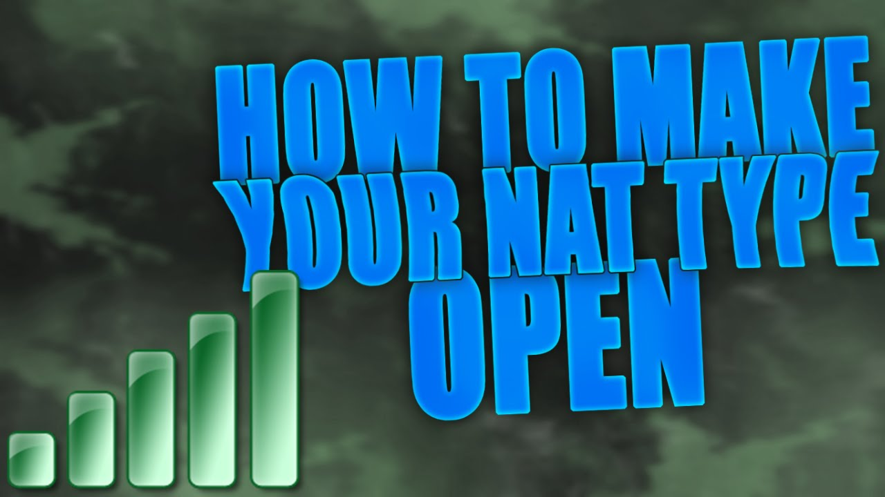 How To Fix NAT Type To Open in COD Black Ops 3 ( PS4 & XBOX One)