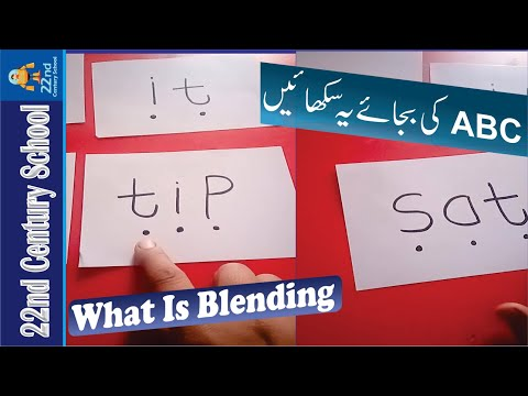 How To Teach Kids To Read English In Urdu Hindi