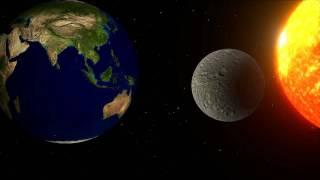 3D Solar System Animation | Blender