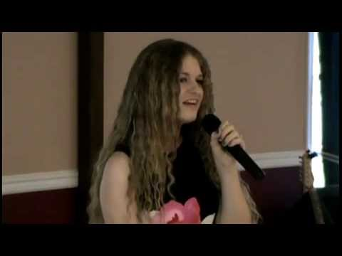 McKenzie George Sings Ride Out your Storm