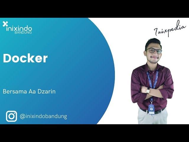 INIXPEDIA - Docker